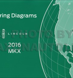 2016 lincoln mkx wiring diagram manual original rh faxonautoliterature com 2011 lincoln mkx wiring diagram lincoln [ 1298 x 1000 Pixel ]