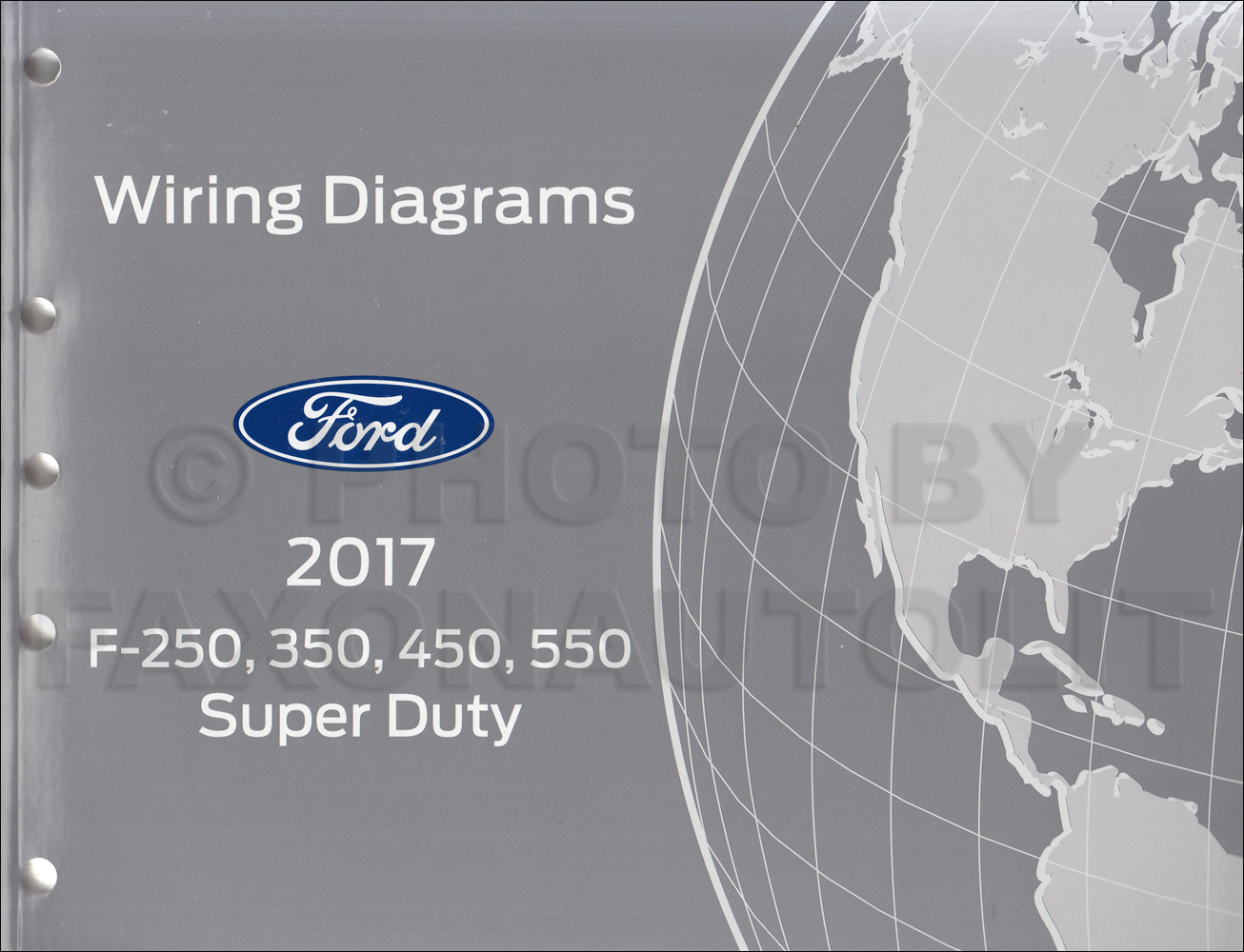 hight resolution of 2017 ford f250 f550 super dutytruck wiring diagram manual original ford dome light wiring diagram