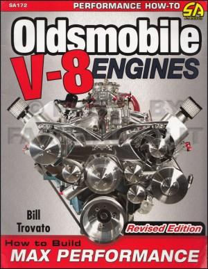 1968 Oldsmobile Assembly Manual Reprint 442 Cutlass, S