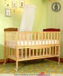 sofa set below 3000 in hyderabad full size bed mattress dimensions buy baby cradles cribs cots bassinets furniture online india babyhug hamilton wooden cot natural finish