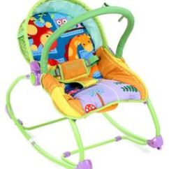 Baby Swing Chair Youtube Sand Beach Chairs Swings Bouncers Rockers Online India Buy At Firstcry Com Babyhug Delight 3 In 1 Infant To Toddler Rocker Multicolour