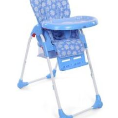 Baby Feeding Chairs In Sri Lanka Barcelona Chair Replica Buy High Kids Booster Seats Online India Babyhug Easy Diner Blue