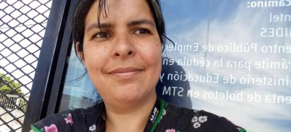 Sylvia Sanchez, a Fedora user and contributor
