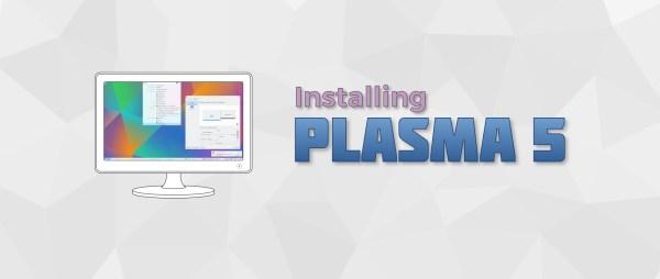 install-plasma