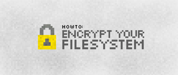 encrypting-filesystem