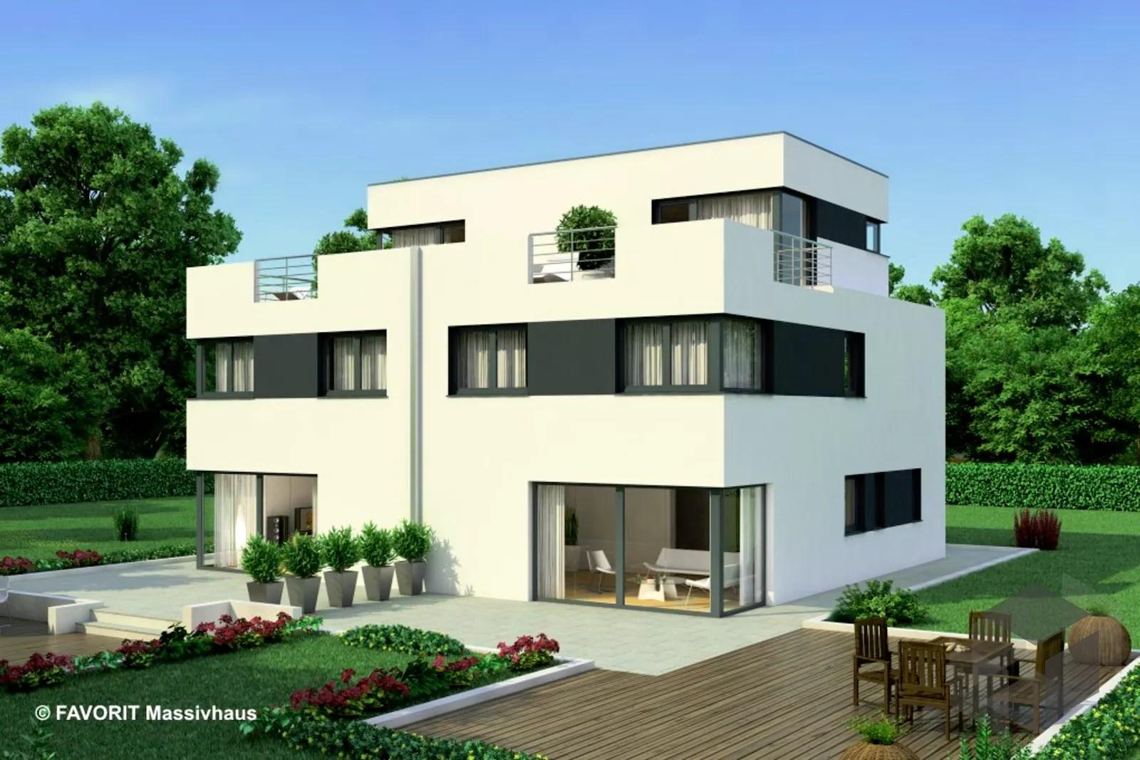 Finesse 166 Von Favorit Massivhaus | Komplette Datenübersicht