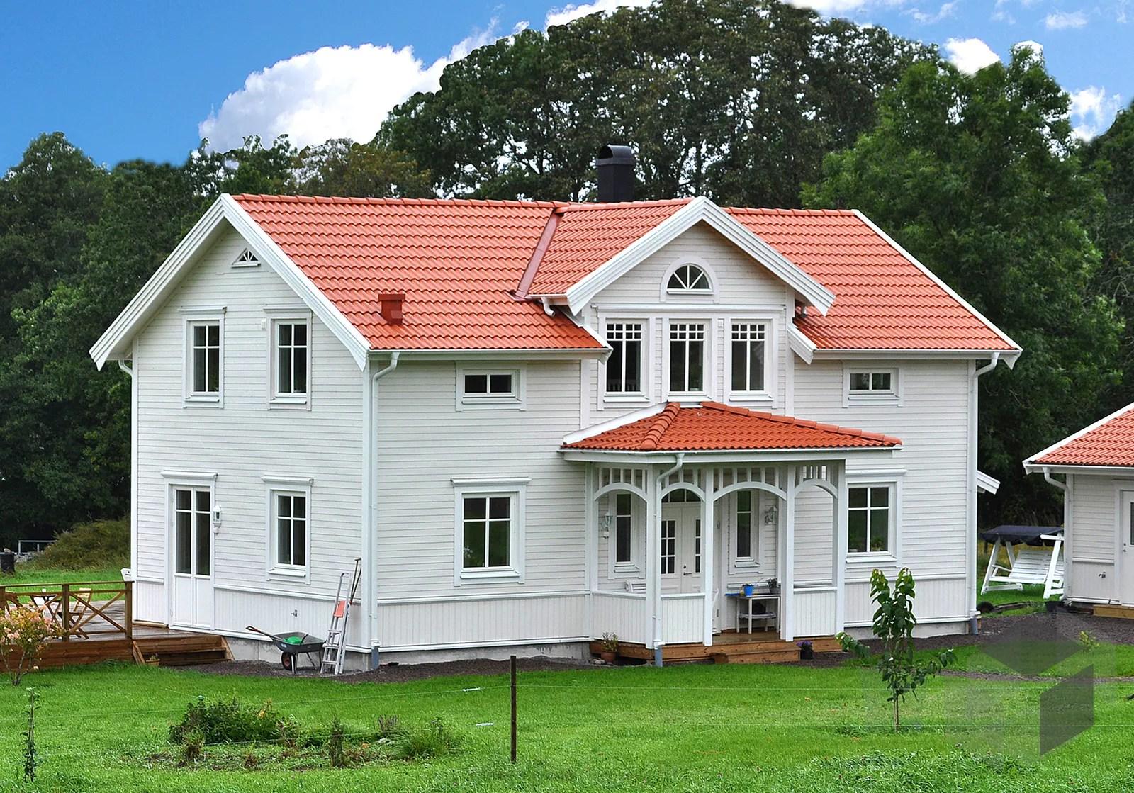 Mälhamra (Inacitve) Von Gs Schwedenhaus - Karlsonhus | Komplette