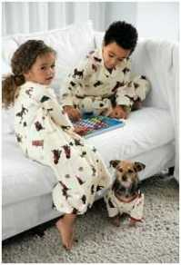 The Company Store Dog Pajamas: Product Review | FIDO Friendly