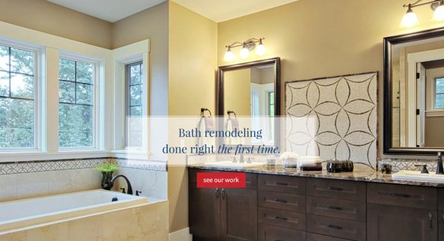Landis and Landis Bathroom Remodeling