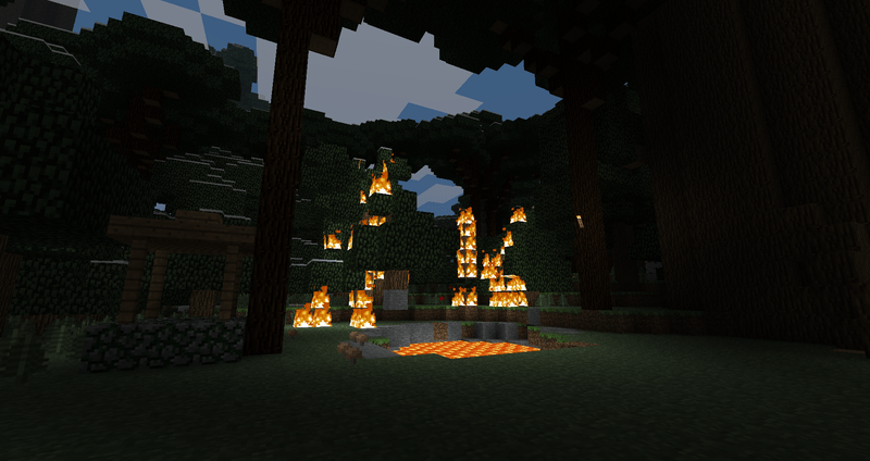 Httpcdnfile MinecraftcomModsThe Twilight Forest 6png