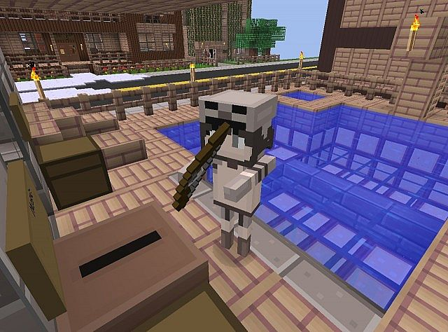 Lithos resource pack is a a collection of textures which is adding a lot of new things and creatures into the big world of minecraft. Carrecraft Texture Pack File Minecraft Com