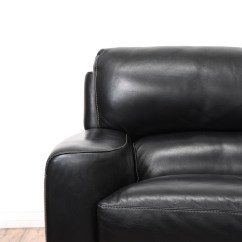 Sofitalia Leather Sofa Rattan Sets Under 300 Black Quotsofitalia Quot Cushion Loveseat Vintage