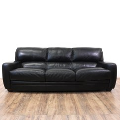 Sofitalia Leather Sofa For Bedroom Black Quotsofitalia Quot Cushion Loveseat Vintage