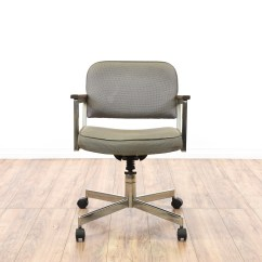 Swivel Office Chair With Wheels Ikea Urban Mid Century Modern Chrome Loveseat