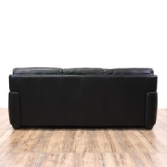 Sofitalia Leather Sofa Saver Australia Black Quotsofitalia Quot Cushion Loveseat Vintage