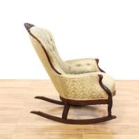 Victorian Rocker Rocking Chair | Loveseat Vintage ...
