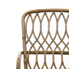 Hampton Bay Patio Chairs Steelcase Leap Chair Set Of 4 Quothampton Quot Wicker And Metal
