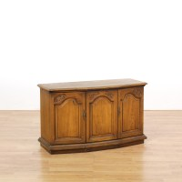 Mid Century Stereo Record Player Console Cabinet ...