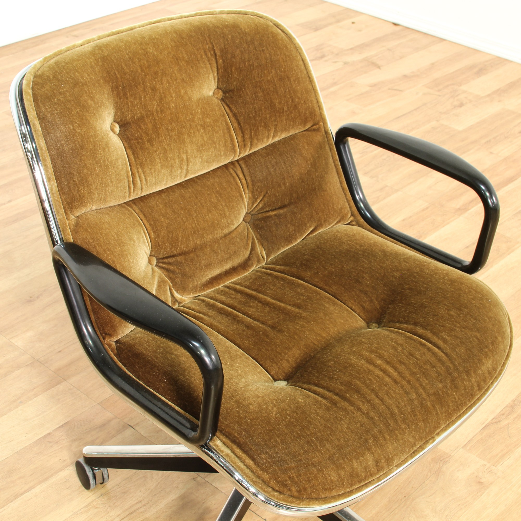 Knoll Pollock Chair Quotcharles Pollock For Knoll Quot Executive Office Chair