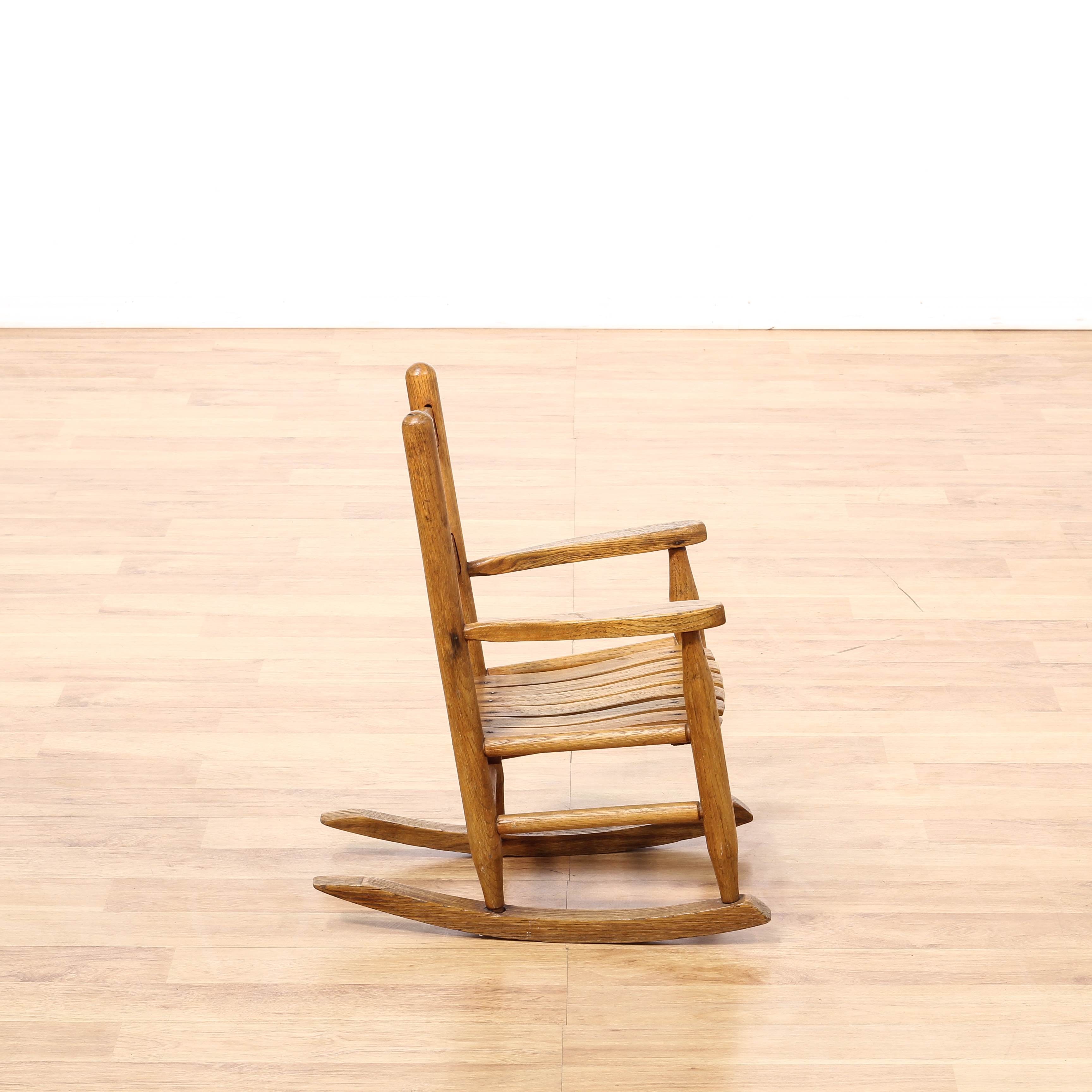 small rocking chairs ikea stacking farmhouse chic oak kids chair loveseat