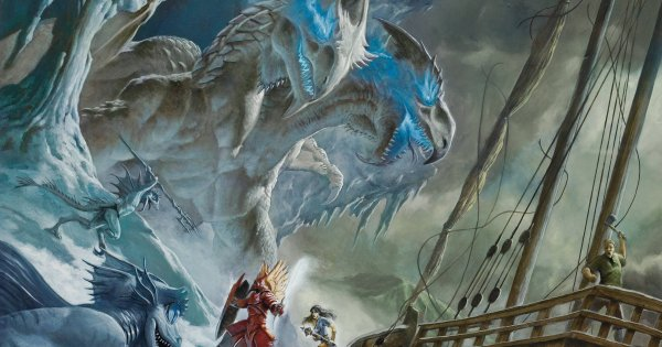 Dungeons And Dragons Fun Adventure Small Online Class