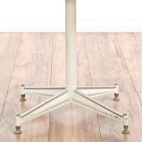 White Laminate Kitchen Table | Loveseat Vintage Furniture ...