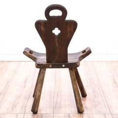 Birth Chair For Delivery Swing Tent Antique Arts And Crafts Birthing Loveseat Vintage