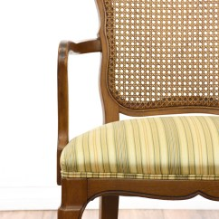 Striped Dining Chair Folding Hire London Set Of 6 Quotr Way Quot Upholstered Chairs