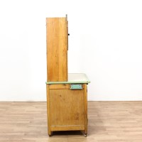 Indian Hoosier Cabinet Circa 1930s | Loveseat Vintage ...