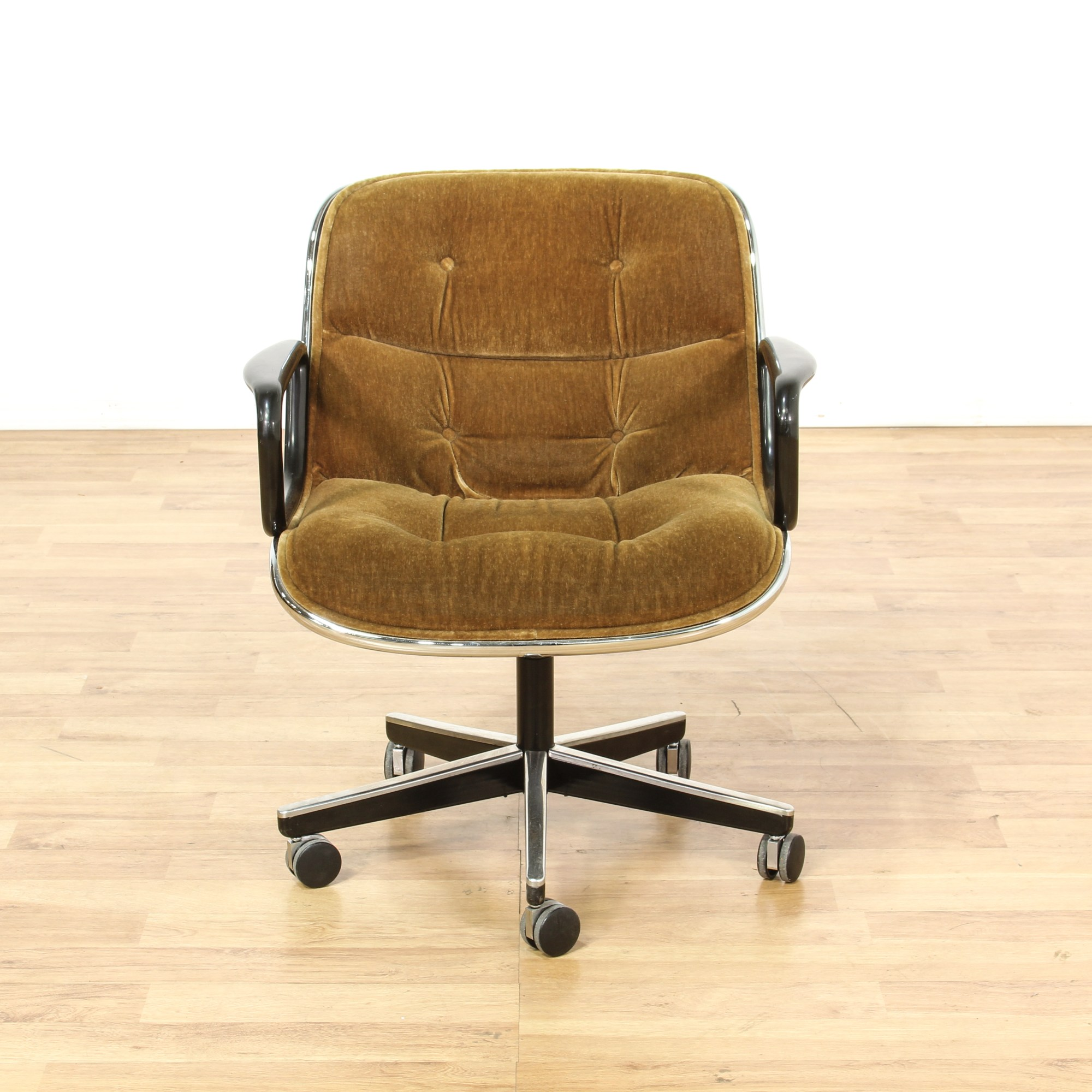 Office Chairs San Diego Quotcharles Pollock For Knoll Quot Executive Office Chair