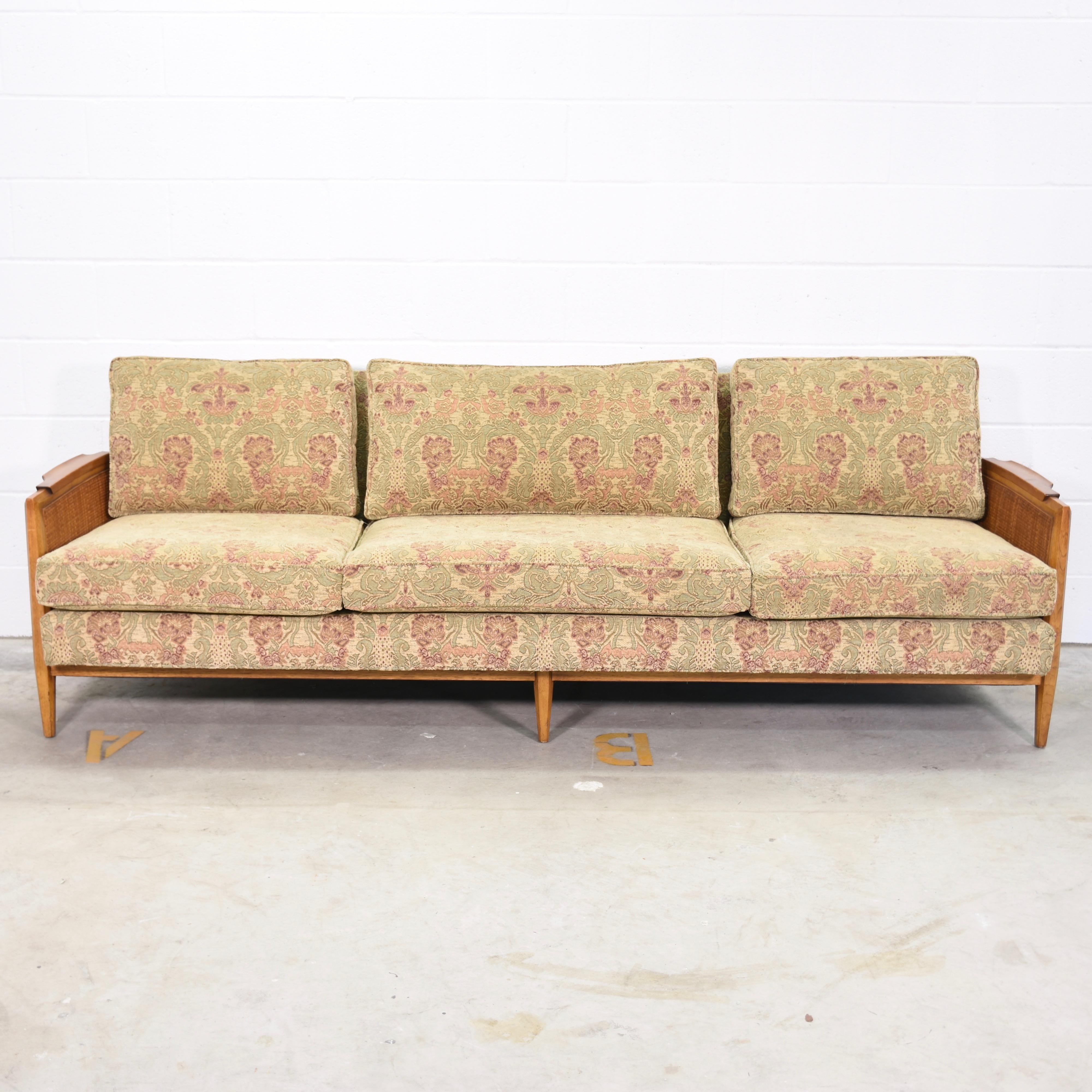 los angeles sofas deep seated sofa midcentury modern 4 seater loveseat vintage