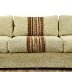 Bohemian Sofa Bed Room And Board York Reviews Quotsunline Quot Boho Taupe Chevron Loveseat Vintage