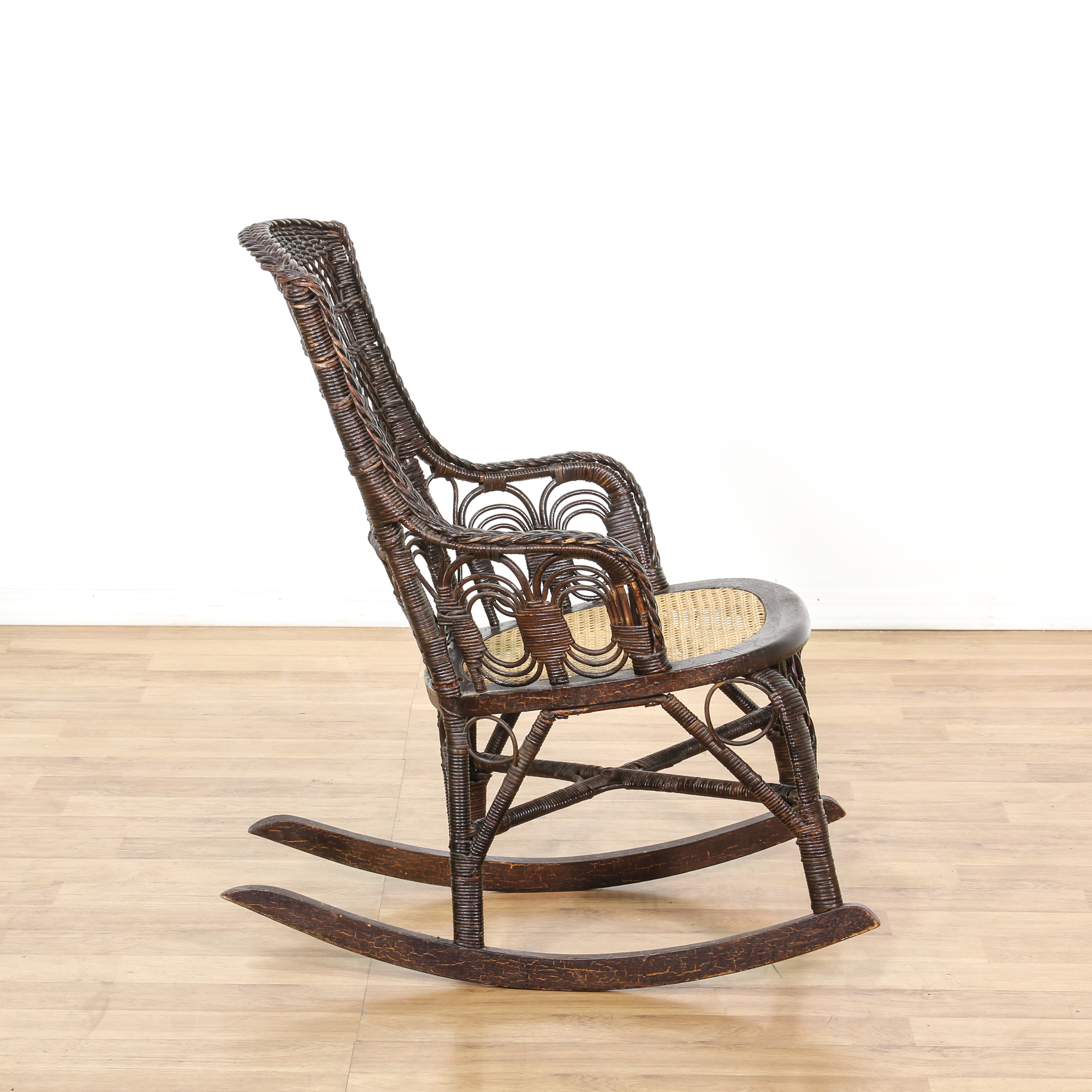 Black Wicker Rocking Chairs Black Wicker Rocking Chair Year Of Clean Water