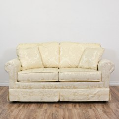 Damask Sofa Bed 2 Seater Au Quotkrause 39s Quot Cream Floral Loveseat