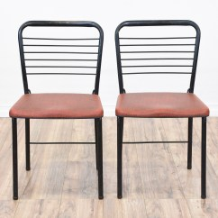 Modern Folding Chair Crushed Velvet High Back Covers Pair Of Black Mid Century Chairs Loveseat