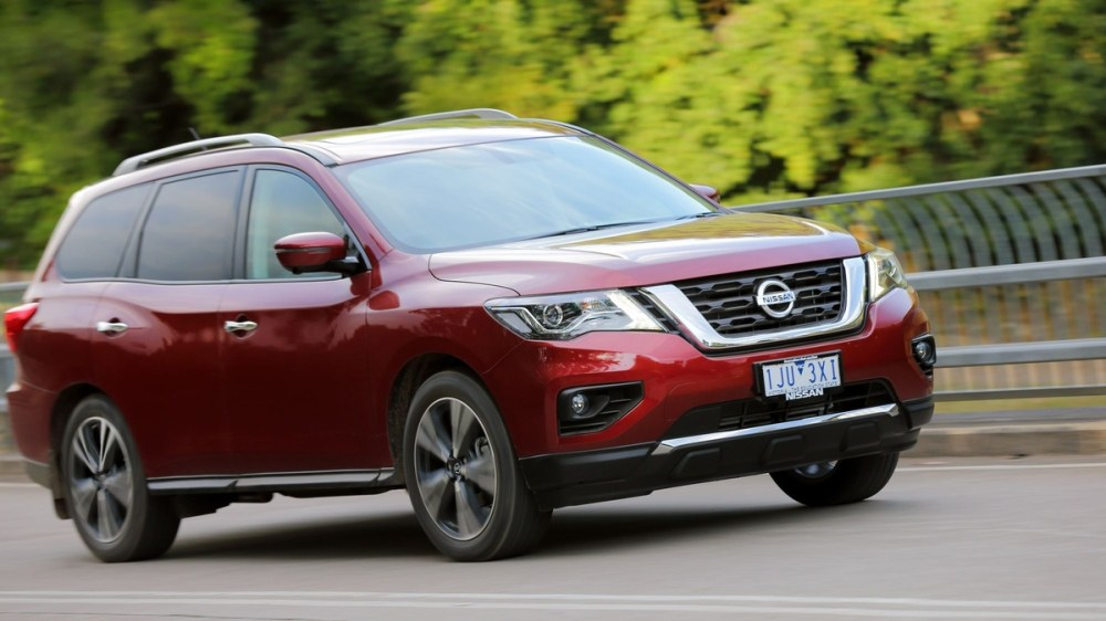 medium resolution of nissan pathfinder used car review