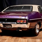 1973 Ford Falcon Xa Gt Rpo 83 Sells For 250k Drive Car News