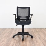 New Bayside Metrex Mesh Back Office Chair 4 Loveseat