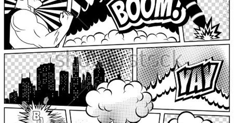 comic book arts create