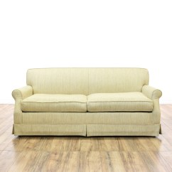 Beige Sleeper Sofa How To Cover A Corner With Throws Woven Upholstered Bed Loveseat