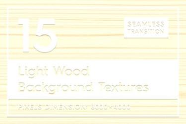 15 Light Wood Background Textures FilterGrade