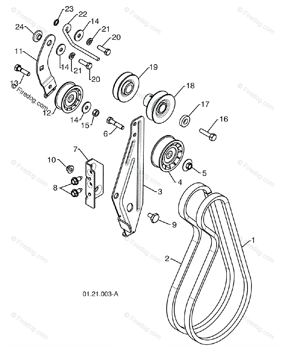 medium resolution of husqvarna snow blower 14527 sbls 961930049 2009 07 oem parts diagram for chassis engine pulleys firedog com