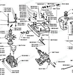 husqvarna ride mower rider 1200 14 1991 03 oem parts diagram for drive train assembly firedog com [ 1180 x 816 Pixel ]