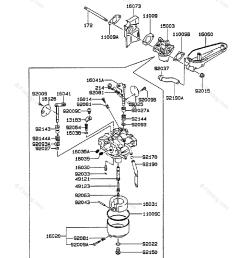 kawasaki 4 stroke engine fc420v oem parts diagram for carburetor kawasaki fc420v muffler kawasaki fc420v engine diagram [ 917 x 1200 Pixel ]
