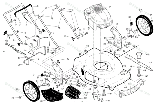 small resolution of husqvarna lawn mowers consumer walk behinds lb 155s 96121002701 2014 09 oem parts diagram for engine firedog com