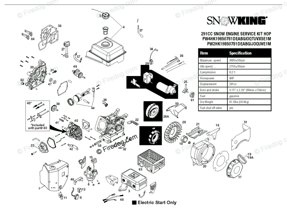 medium resolution of husqvarna snow blowers throwers 12527hv 96193007100 2011 06 oem parts diagram for engine firedog com