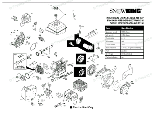 small resolution of husqvarna snow blowers throwers 12527hv 96193007100 2011 06 oem parts diagram for engine firedog com