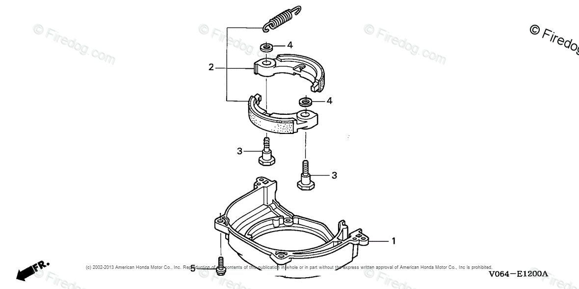 Honda Power Equipment Rototiller FG100 A ROTOTILLER, USA