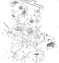 husqvarna tractors ride mowers gth24k54 96043014900 2012 08 oem parts diagram for mower deck cutting deck firedog com [ 939 x 1200 Pixel ]