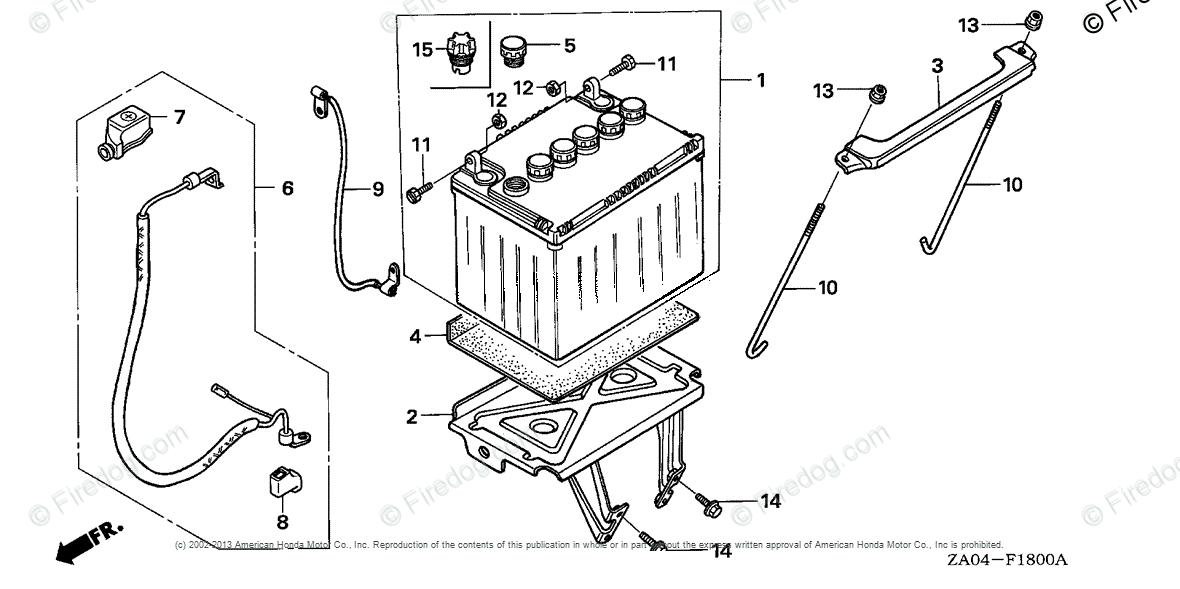 Honda Power Equipment Generator ES6500 A GENERATOR, JPN
